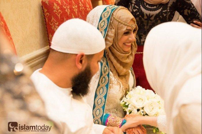 Коран, отсутствие алкоголя и праздничный торт – как женятся арабы? (Фото: svadebka.ws).