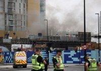 В Лондоне прогремел взрыв, сообщается о пострадавших (Видео)