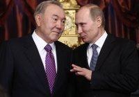 Путин и Назарбаев встретятся в Москве