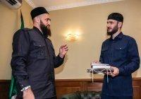 Камиль Самигуллин встретился с заместителем муфтия Чечни