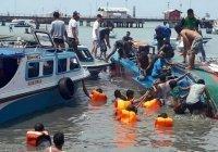 В Индонезии затонуло пассажирское судно, есть жертвы