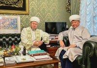 ДУМ РТ и ДСМР обсудили взаимодействие в укреплении межрелигиозных отношений