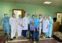 100-летний житель Дагестана вылечился от коронавируса