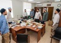 Муфтияты Татарстана и Дагестана обсудили сотрудничество