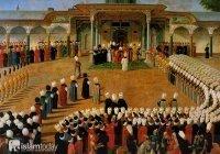 Церемонии престолонаследия в Османской империи