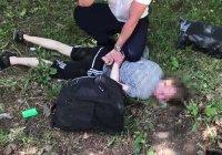 Опубликовано видео задержания главаря татарстанского «Хизб ут-Тахрир»