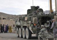 США оставят в Афганистане около тысячи военных