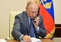 Опрос показал отношение россиян к Путину