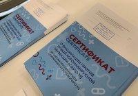 Роскомнадзор заблокировал 399 сайтов, продававших сертификаты о вакцинации