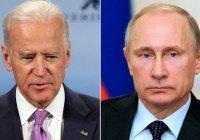 Сирия стала главной темой переговоров Путина и Байдена