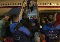 Все российские дети возвращены из тюрем Дамаска