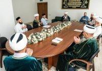 В ДУМ РТ прошло очередное заседание Совета казыев