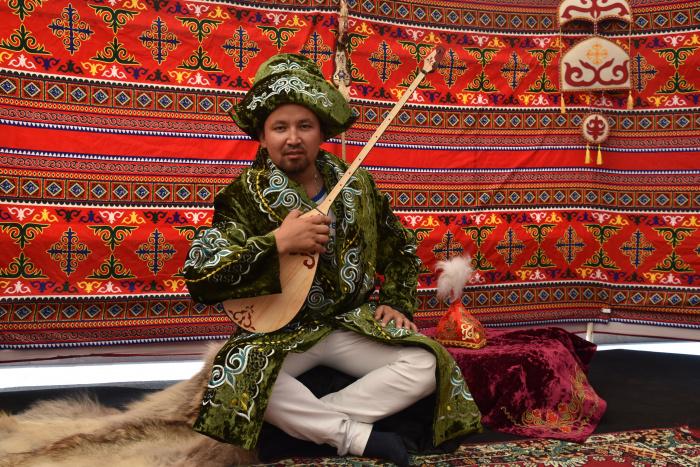 Каракуз: этнофестиваль многонационального Татарстана