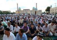 В Узбекистане праздничные молитвы на Курбан-байрам пройдут в мечетях