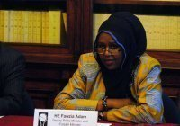 В Сомали женщина впервые в истории претендует на пост президента