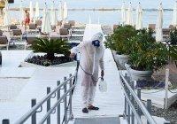 В Сочи открылся первый «свободный от коронавируса» пляж