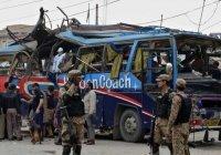 Россия выразила соболезнования в связи с гибелью людей в Пакистане