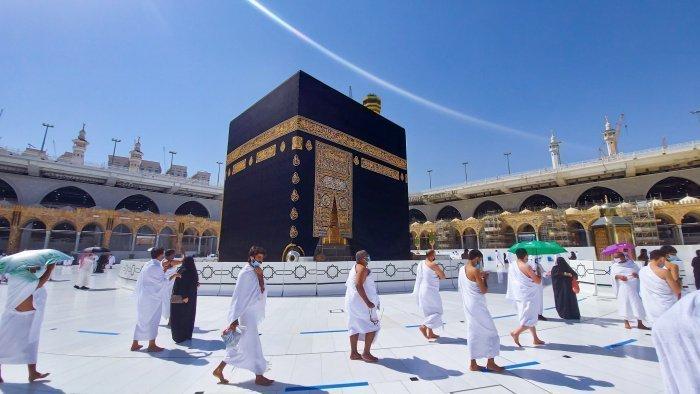 Пророком Мухаммадом ﷺ был совершён единственный хадж, ознаменованный «Прощальным хаджем» (Фото: shutterstock.com).
