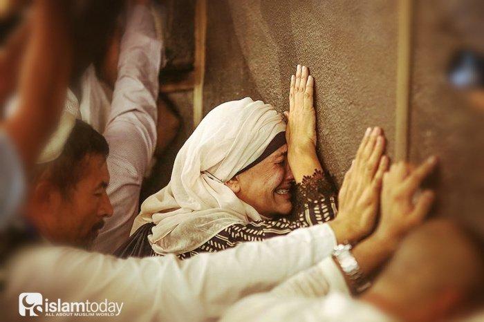 Истинное паломничество – это искреннее рвение к своему Создателю и душой и телом (Фото: outlookindia.com).