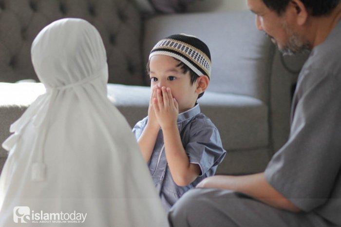 Ребенок рожден чистым и невинным (Фото: freepik.com).