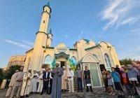 В Авиастроительном районе Казани открылась новая мечеть
