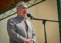 Минниханов обратился к татарстанцам по случаю Курбан-байрам