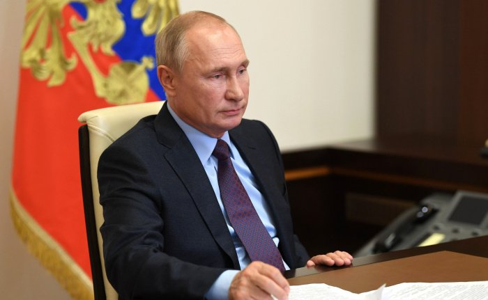 Фото: Алексей Никольский/пресс-служба президента РФ/ТАСС.