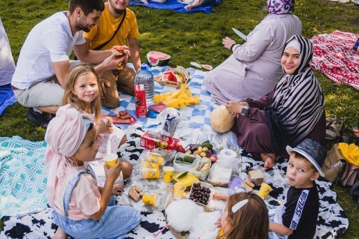В Казани прошел общегородской праздник «Курбан Фест» (Фото)