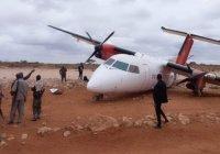 В Сомали потерпел крушение самолет с 45 пассажирами