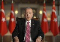Эрдоган оценил ситуацию с коронавирусом в Турции