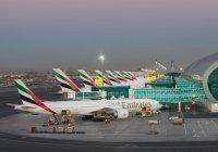 Два самолета столкнулись в аэропорту Дубая