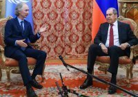 Лавров и Педерсен предостерегли от иностранного вмешательства в работу Конституционного комитета Сирии