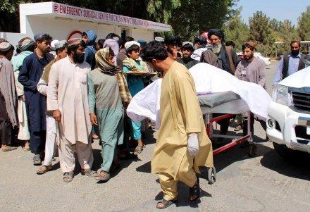 В Афганистане неизвестные убили более сотни мирных жителей