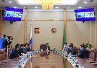 Татарстан и Узбекистан условились о расширении торгово-экономических связей