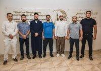 Муфтий встретился с руководителем фонда «Ногайлар»