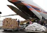 Россия отправила на Кубу два самолета с гуманитарной помощью