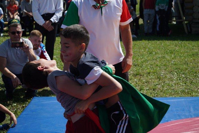 Мусульманский Сабантуй-2021: как умма Татарстана провела праздник для детей (ФОТО)