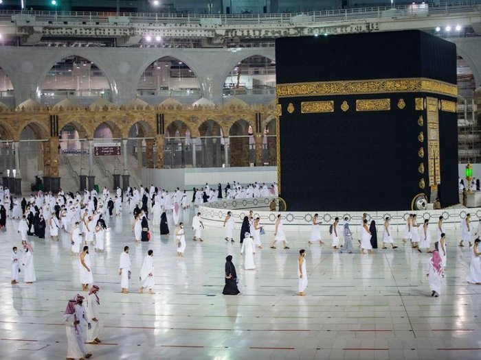 Фото: Saudi Ministry of Haj and Umrah.