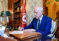 Президент Туниса ввел запрет на перемещения по стране