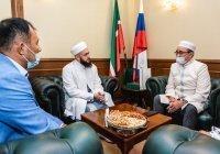 В ДУМ РТ побывали представители муфтията Казахстана