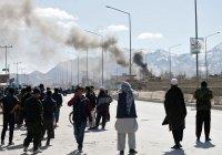 Кабул оказался обесточен из-за боевых действий