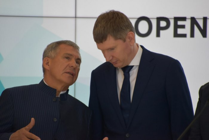 Максим Решетников: халяль – стремительно растущий сектор экономики