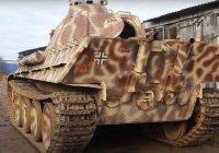 В Германии пенсионер хранил в подвале танк