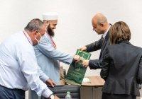 Муфтий провел встречу с руководителем турецкого госоргана аккредитации по стандарту халяль