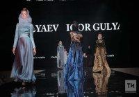 Показ благопристойной моды прошел на KazanSummit 2021