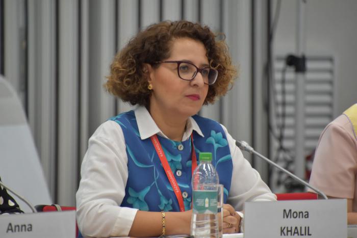 Мона Халиль Абдельмалик, специалист по кросскультурной коммуникации.