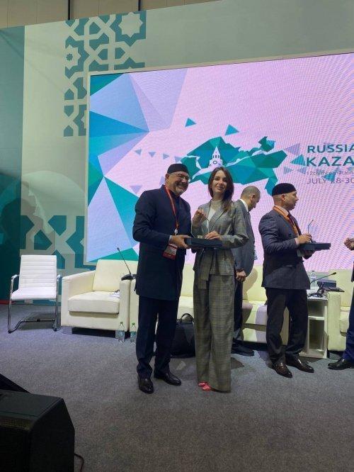 Ежегодный оборот халяль в России составляет более 1 млрд рублей (Прямой эфир)