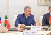 Минниханов: РТ успешно взаимодействует с Организацией исламского сотрудничества