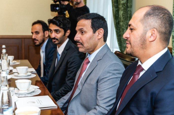 Посол Катара в России высоко оценил деятельность ДУМ РТ (Фото)