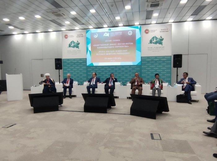 В рамках KazanSummit обсудили особенности народной дипломатии